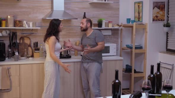 Thumbnail for Wife Beating Her Alcoholic Man