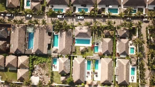Thumbnail for Villas Aerial View in Hua Hin in Thailand