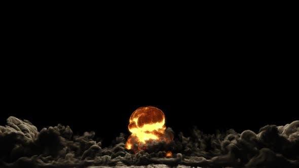 Nuclare Explosion
