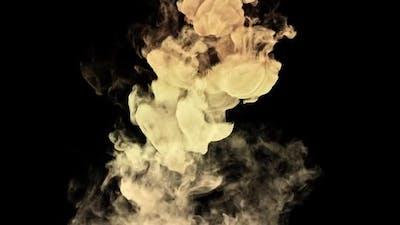 Yellow Smoke Falling