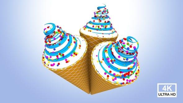 Ice Cream 4K