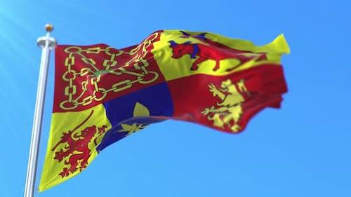 Pyrenees Atlantiques Flag, France