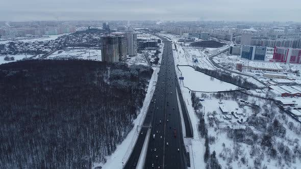 Moscow Suburb