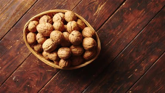 Thumbnail for Bowl with Fresh Walnuts