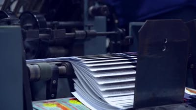 Printing House Equipment
