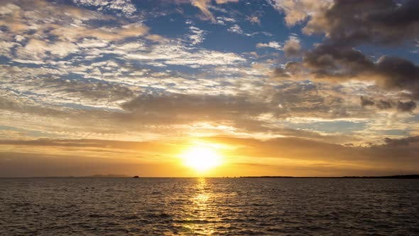 Thumbnail for Beautiful Tropical Sunset