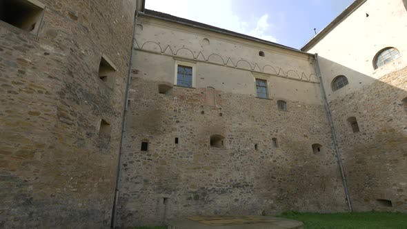 FagaraS Fortress wall