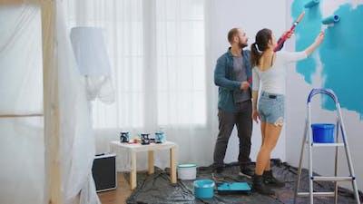 Renovating Apartment Living Room