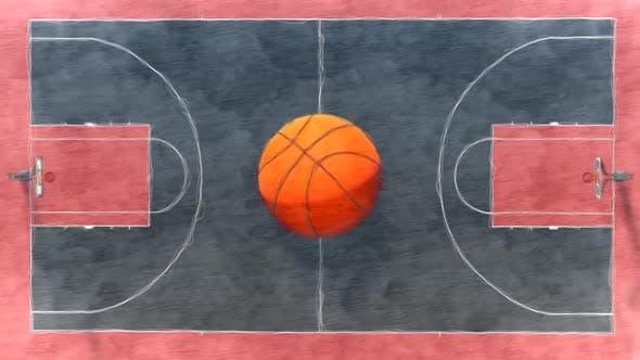 Basketball Theme Stop Motion