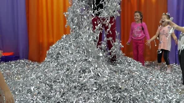 Thumbnail for Children's Playroom. Paper Show for Children.