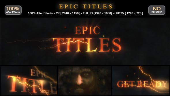 Thumbnail for Epic Titles