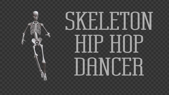 Thumbnail for Skeleton HipHop Dance