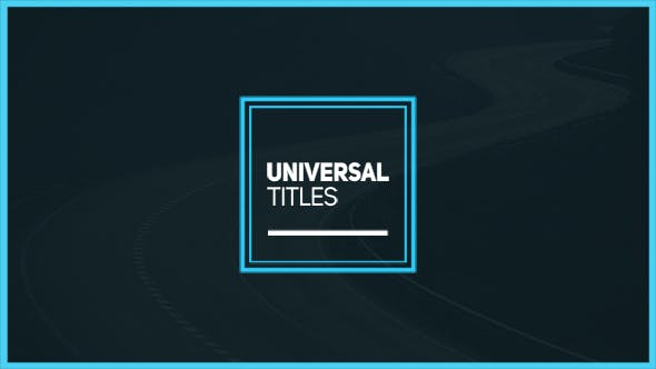 Thumbnail for Universal Titles
