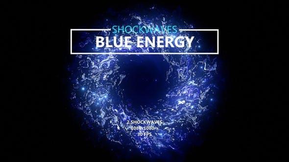 Thumbnail for Shockwaves - Blue Energy