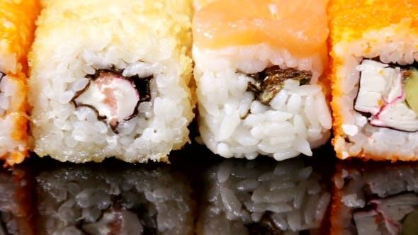 Thumbnail for Fresh Japanese Rolls