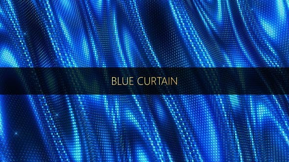 Thumbnail for Blue Curtain