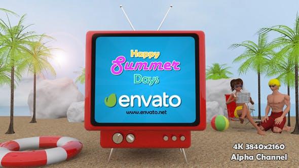 Summer - Television Opener
