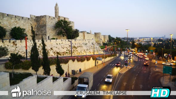 Thumbnail for Jerusalem, Israel, Old Town