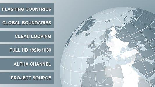 Thumbnail for Globe Countries