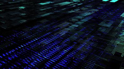 Neon Lines Loop