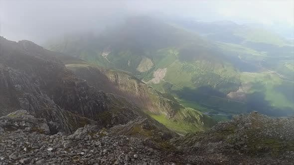 Thumbnail for Cliff Edge and Foggy Valley