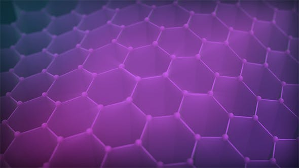 Thumbnail for Hive Waves Background Purple