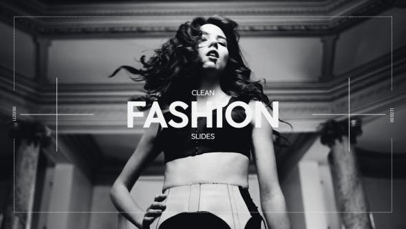 Thumbnail for Clean Fashion Slides
