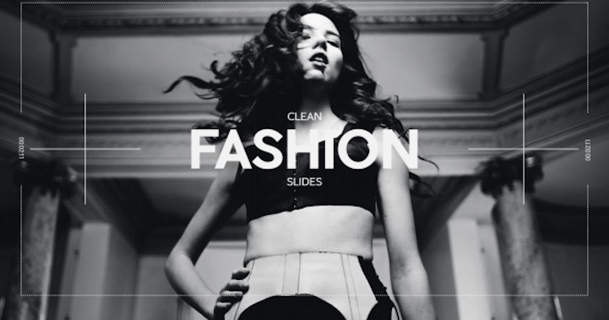 Download Clean Fashion Slides by foxd1e