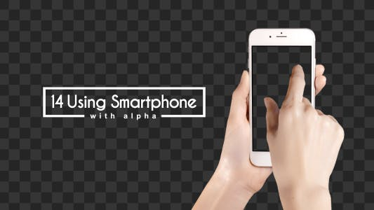 Thumbnail for Using Smartphone