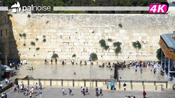 Thumbnail for Western Wall. Jerusalem Israel