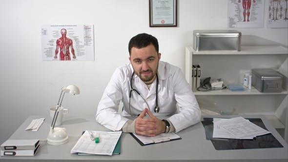 Thumbnail for Eye Burns of Angry Doctor