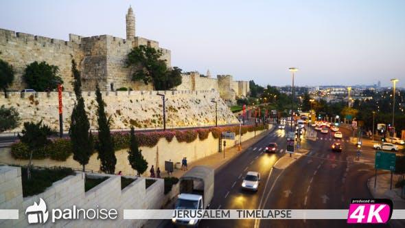 Cover Image for Jerusalem Old City, Israel