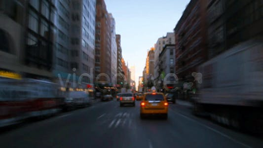 Thumbnail for Fast Drive New York City HD