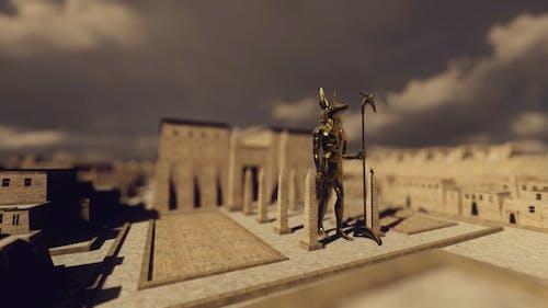 Anubis Egyptian God - 1