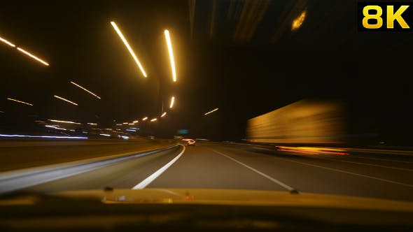 Thumbnail for Fast Highway Drive