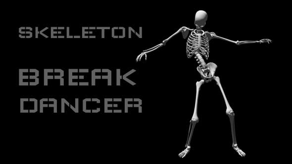 Thumbnail for Skeleton Break Dance