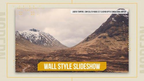 Wall Style Slideshow
