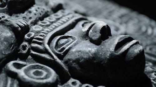 Sculpture of Art Inca or Aztec or Maya
