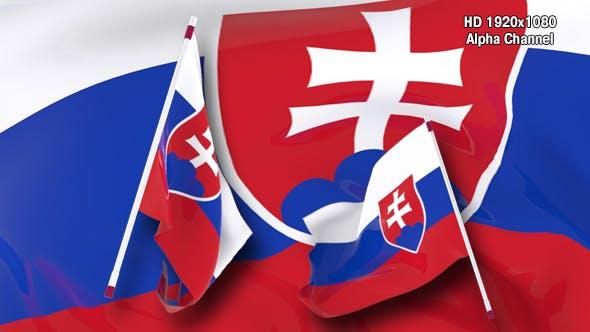 Thumbnail for Flag Transition - Slovakia