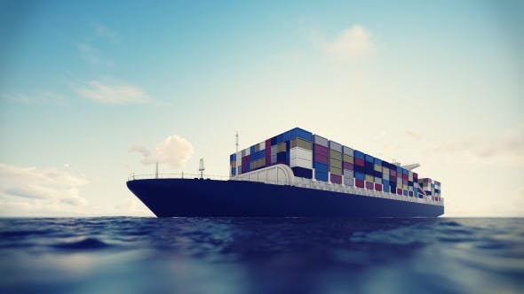 Thumbnail for Cargo Container Ship
