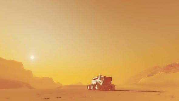 Thumbnail for Journey To The Mars - 2