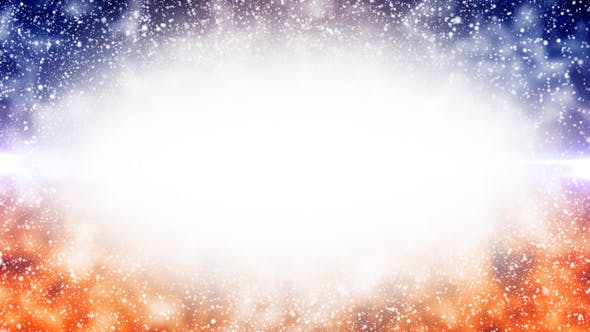 Cover Image for Title Background of Particles
