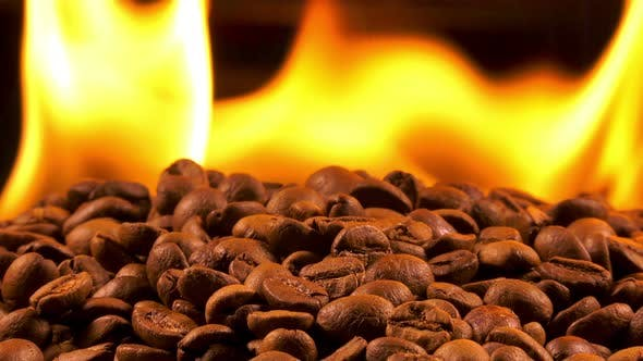 Thumbnail for Roasted Coffee and Fire