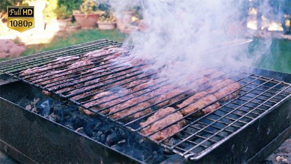 Barbecue at The Garden