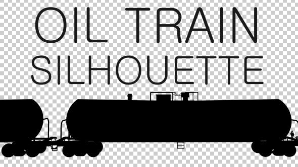 Thumbnail for Cargo Railway Shipping Silhouette