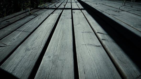 Thumbnail for Old Bridge. Wooden Bridge