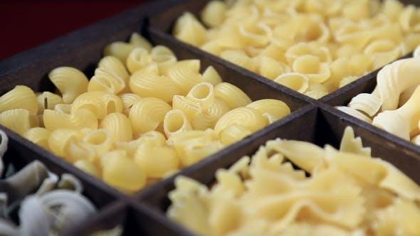 Thumbnail for Pasta Assortment Grades Background