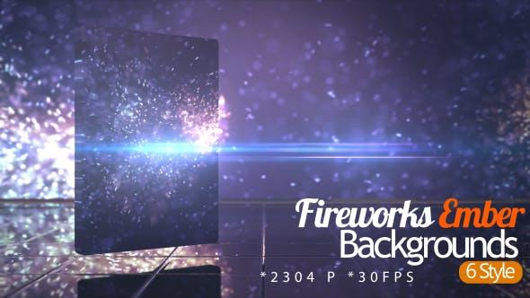 Thumbnail for Fireworks Ember BG