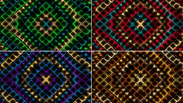 Thumbnail for Light Shapes Motion 2