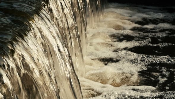 Thumbnail for Flowing River Water